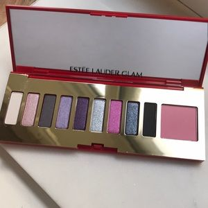NWOT Estée Lauder eye and cheek palette (pink)